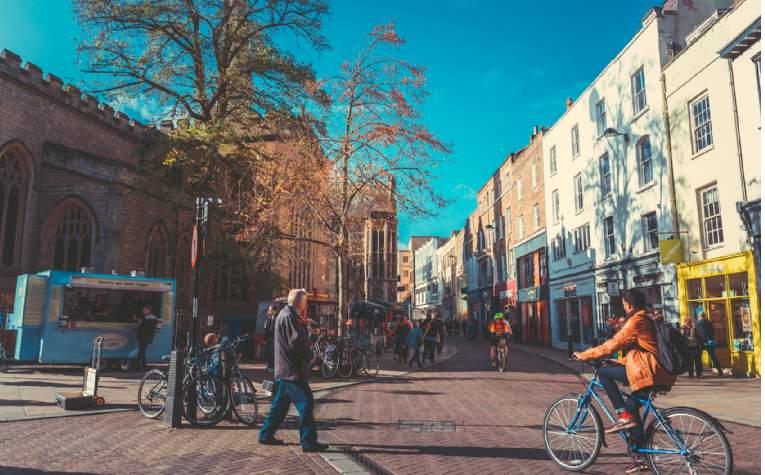 Savills Blog | Low-traffic neighbourhoods see housing values rise